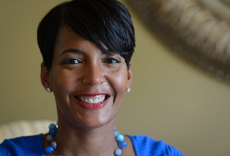 Keisha Lance Bottoms running for Atlanta mayor