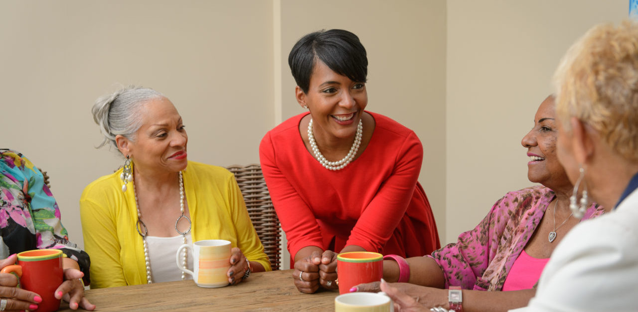 Keisha Lance Bottoms – About