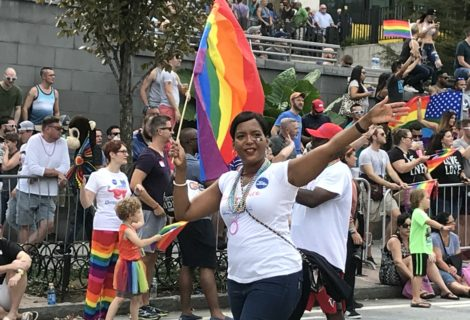 Keisha Lance Bottoms – Atlanta Pride Vlog