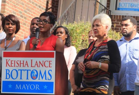 Keisha Lance Bottoms Announces Affordable Housing Plan:  $1 Billion to Stop Displacement/Expand Housing
