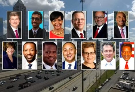 Candidates closing in on front-runner in Atlanta mayor's race, new poll shows